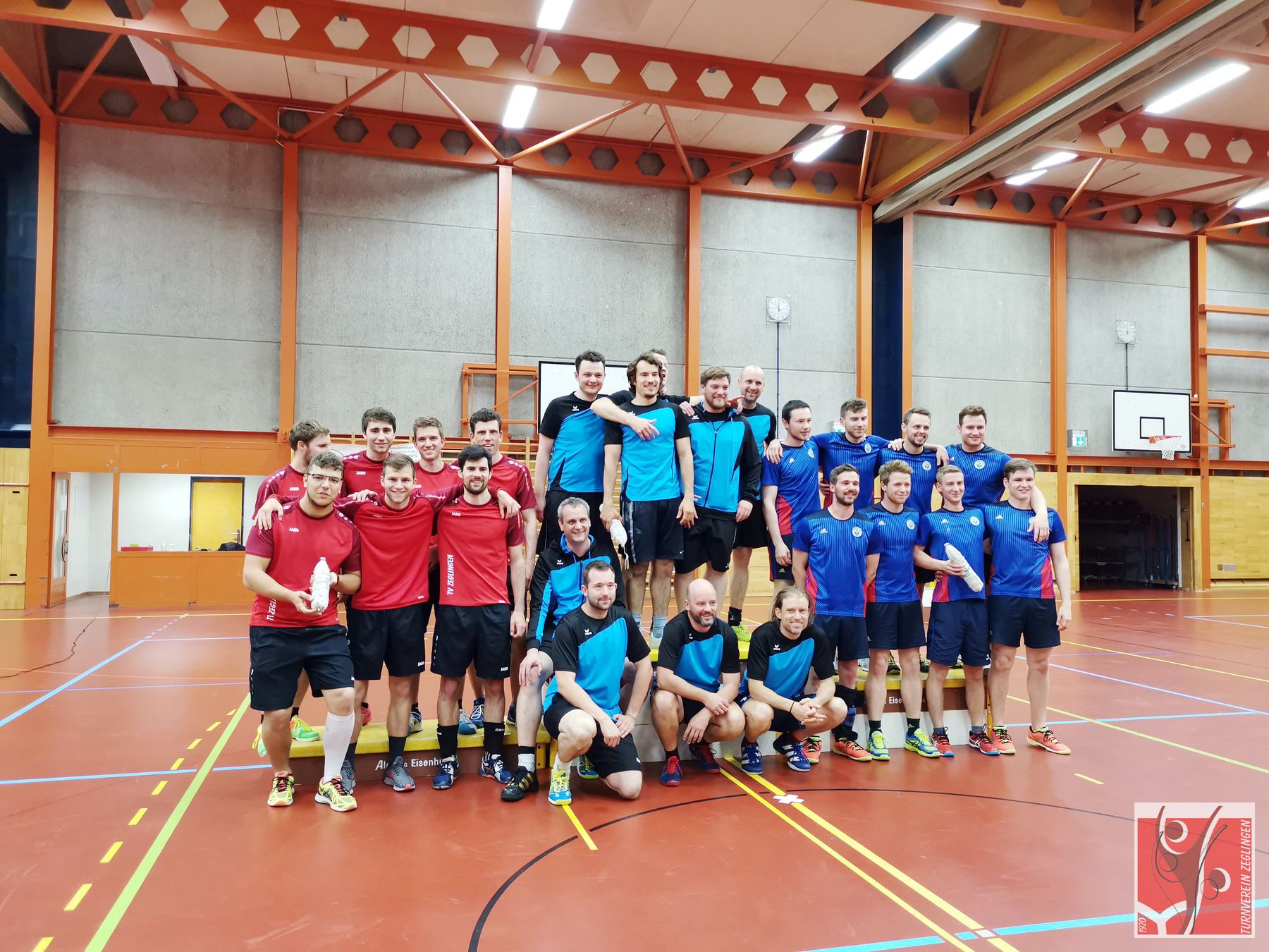 Volleyballturnier 2019 1